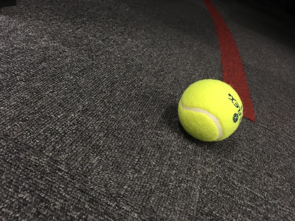 テニスニー