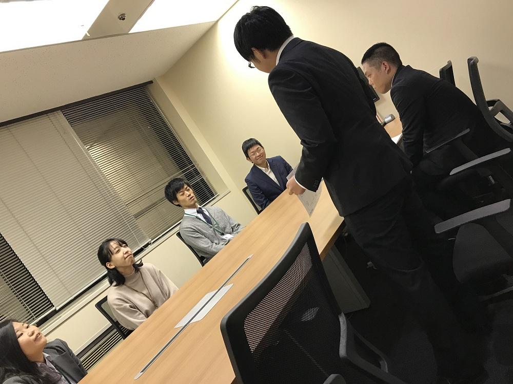 大阪内定者懇親会